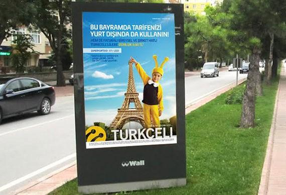 CLP (City-Light-Poster) / Durak-Raket